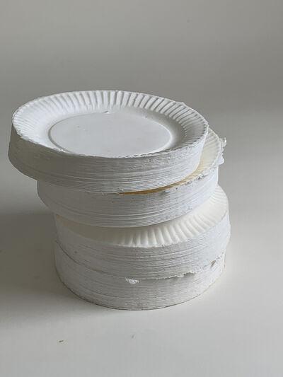 Mark Power, 'Paper Plates', 2021