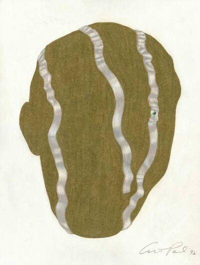 Art Paul, 'Head Study 93', 1992