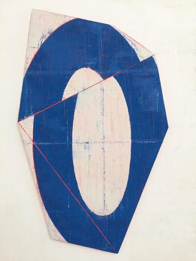 David Row, 'Blue Delay', 2016