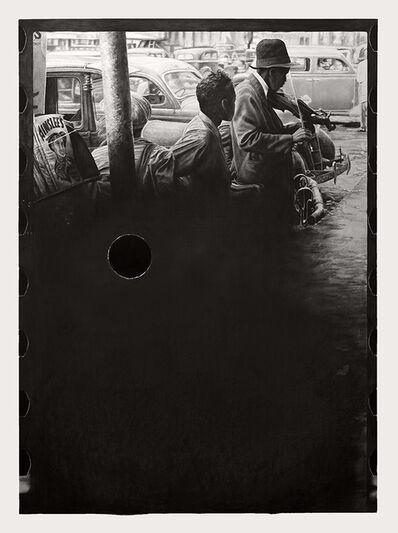 Joel Daniel Phillips, 'Killed Negative #27 / After Ben Shahn', 2020