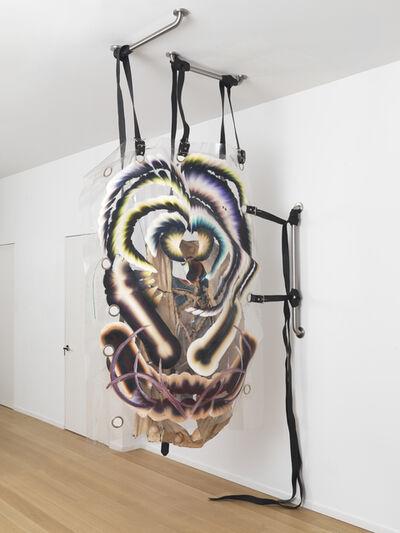 KAYA (Kerstin Brätsch / Debo Eilers), 'S Is For Sound (Bodybag Liberato)', 2013