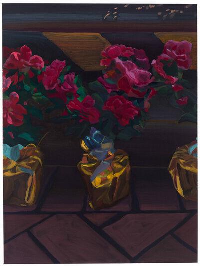 Guo Hongwei 郭鸿蔚, 'Artificial Flowers 假花', 2017