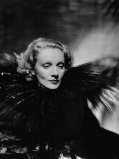 William Walling, Jr., 'Marlene Dietrich', ca. 1930