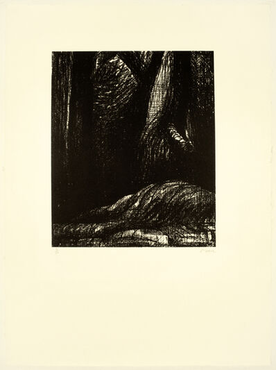Henry Moore, 'The Cavern', 1973