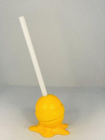Elena Bulatova, 'Micro Yellow Lollipop', 2020
