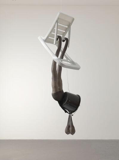Sarah Lucas, 'Loungers #2', 2011