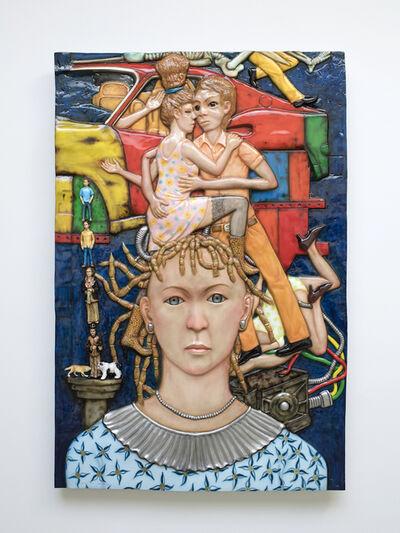 Entang Wiharso, 'Portrait in front of Art History', 2016