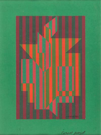 Victor Vasarely, 'Ujjain-C', 1959