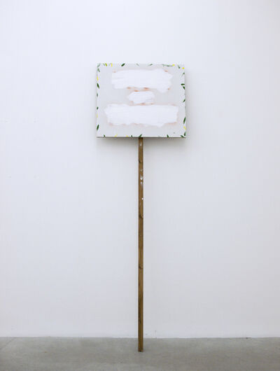 Luca Bertolo, 'Sign', 2015