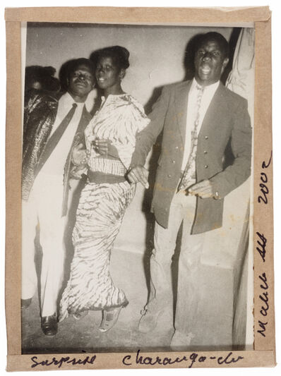 Malick Sidibé, 'Surprise Charauga-du', 1967