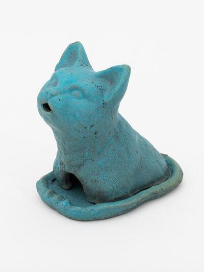 Matthias Merkel Hess, 'Cat Ashtray', 2018