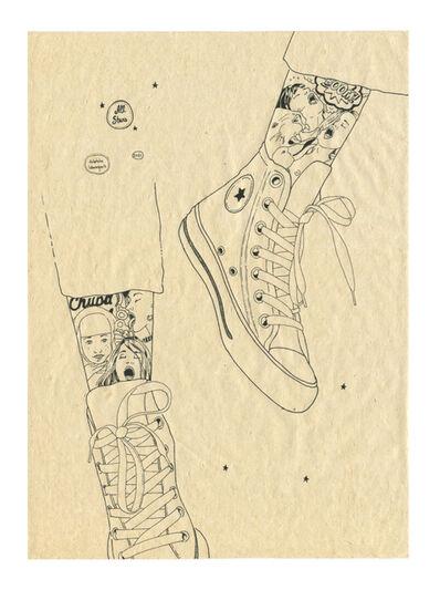 Delphine Lebourgeois, 'All Stars (Study)', 2021