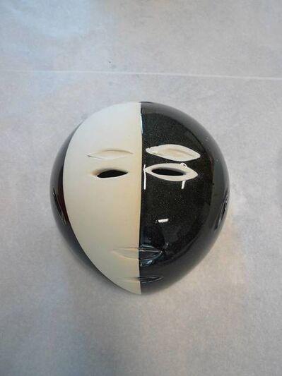 Jennifer Tee, 'Tao Magic, black/white mask', 2016