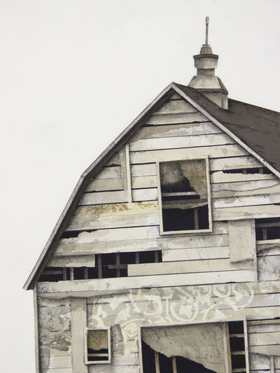 Seth Clark, 'Barn Study XXVIII', 2020