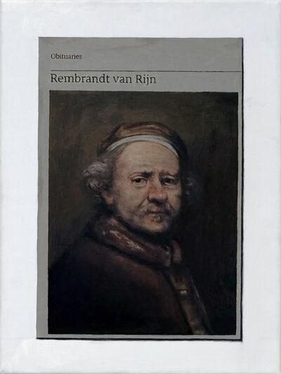 Hugh Mendes, 'Obituary: Rembrandt van Rijn ', 2019