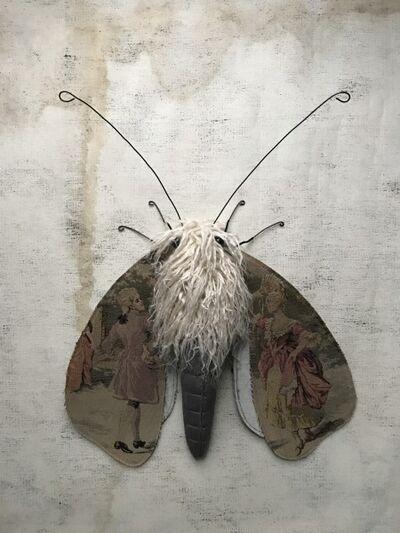 Larysa Bernhardt, 'Moth Fairy III', 2020