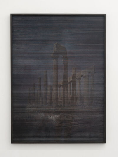 Anna Vogel, 'Temples III', 2018