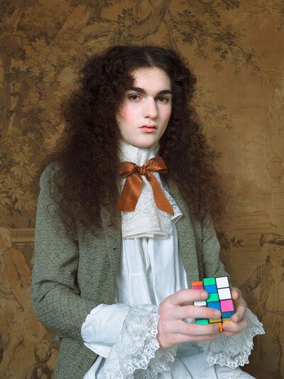 Romina Ressia, 'Rubick cube', 2019
