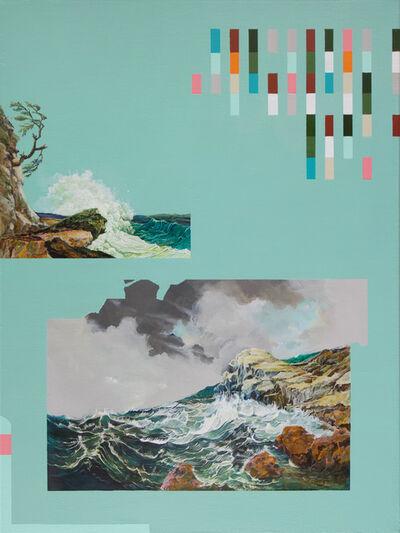 Joerg Dressler, 'Cloudburst', 2019