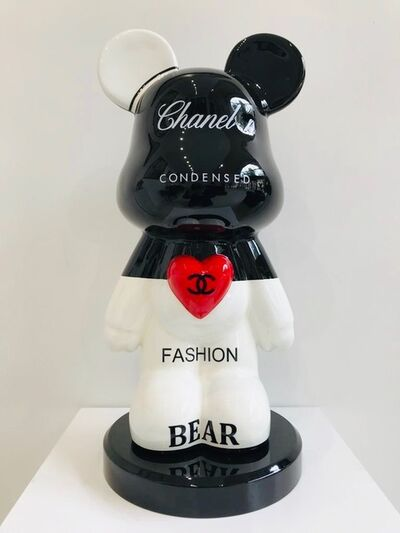 PHILIP IAN, 'Fashion Bear Chanel', 2019