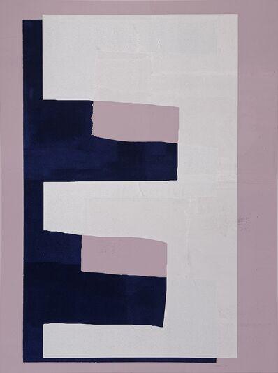 Linus Bill + Adrien Horni, 'Gemälde, p. 215', 2016
