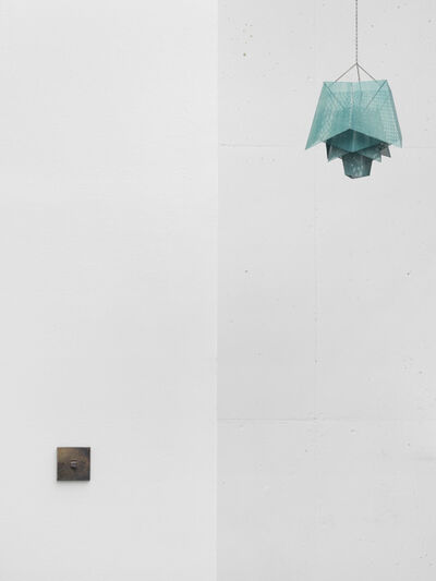 Martin Boyce, 'Dead Star (metal palms)', 2015