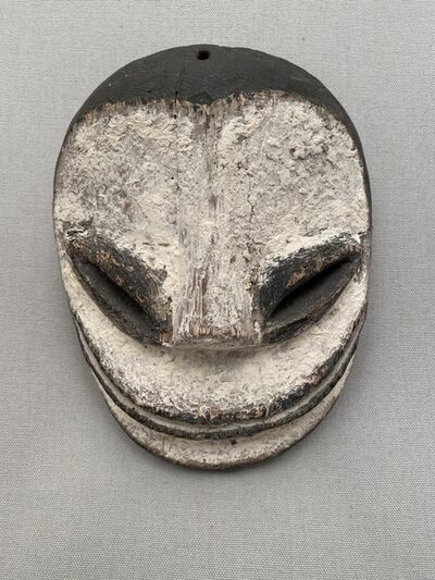 Unknown Hemba, 'Soko Muti monkey mask', ca. early 20th C