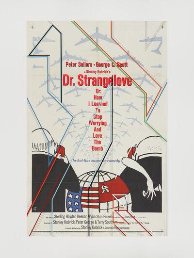 Sarah Morris, 'Dr. Strangelove', 2019