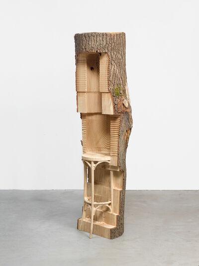 Alicja Kwade, 'abarchairisabarchairisabarchair', 2019