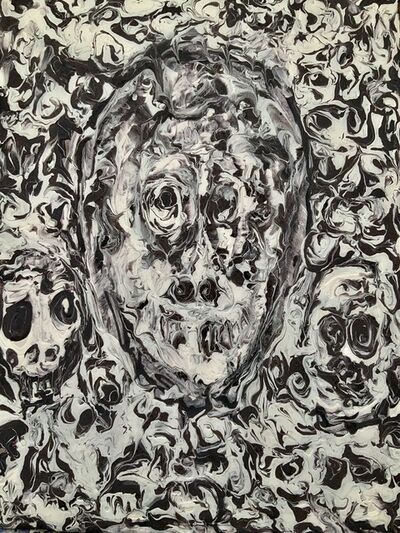 Rakesh Babwah, 'All Holy Mothers Dead', 2020