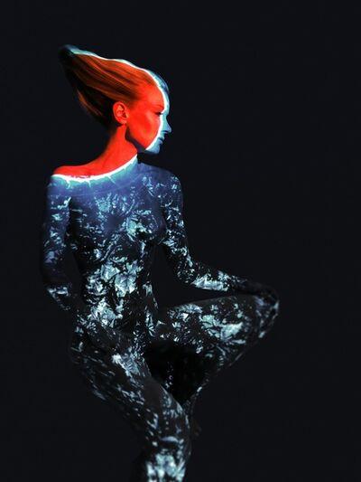 Carli Hermès, 'Sun', 2012