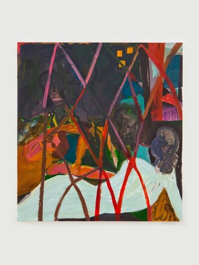 Jackie Gendel, 'All Through The Night', 2012