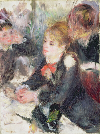 Pierre-Auguste Renoir, 'At the Milliner's', 1878