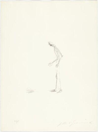 Alberto Giacometti, 'Objet inquiétant I', 1963