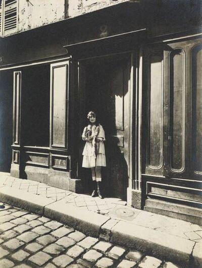 Eugène Atget, 'Versailles, Maison Close, Petite Place', 1921/1930c