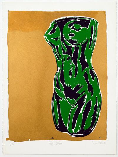 Luis Frangella, 'Piel / Skin', 1982