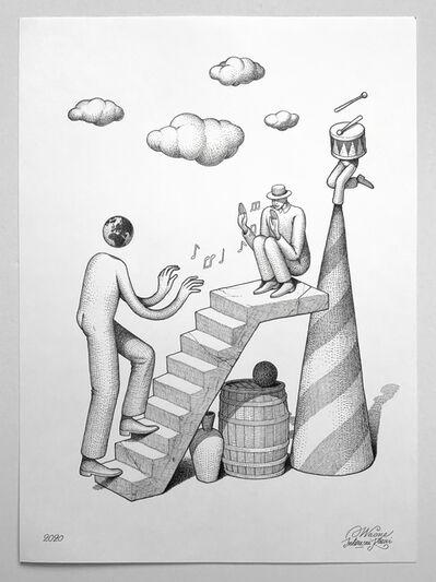 Waone Interesni Kazki, 'Melody of Elevating', 2020