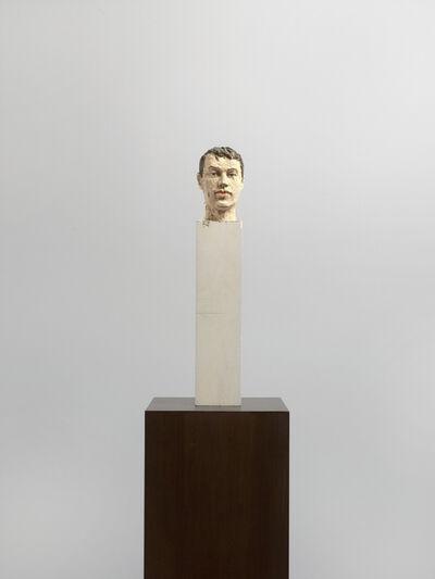 Stephan Balkenhol, 'Kleine Kopfsäule', 2013