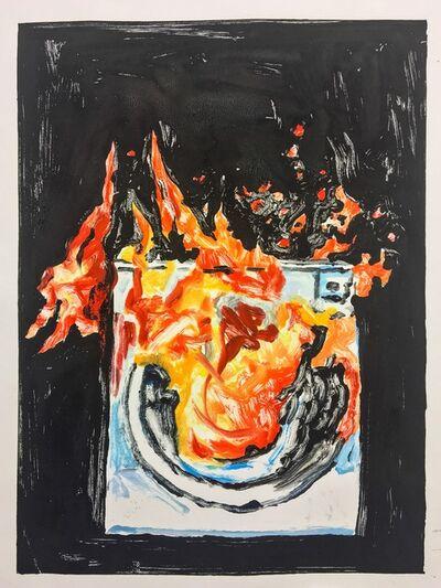 Richard Bosman, 'Dryer Fire', 2017