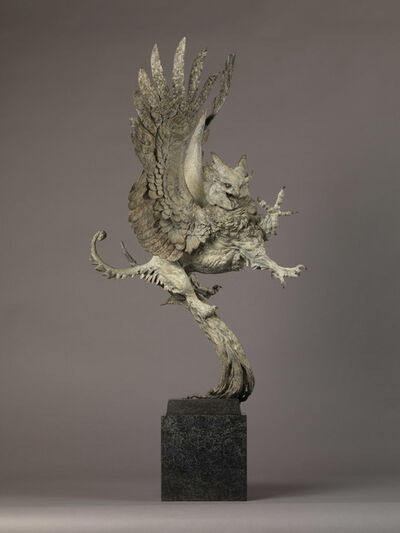 Nick Bibby, 'Imperial Griffin Maquette', 2016