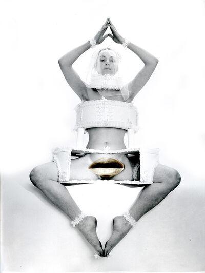 Penny Slinger, 'Eat Me', 1973