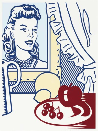 Roy Lichtenstein, 'Still Life with Portrait', 1974