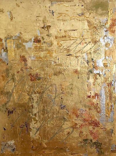 Takefumi Hori, 'Gold 66', 2017