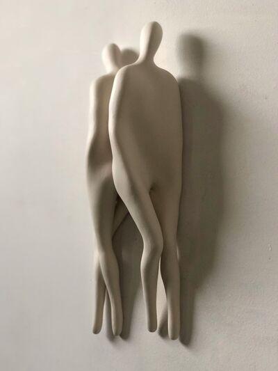 Emil Alzamora, 'Firn Series (Back to Back)', 2019