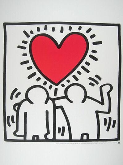 Keith Haring, 'Untitled (Wedding Invitation)', 1987/2000