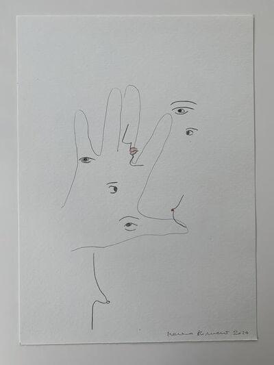 Marina Abramović, 'Untitled', 2020