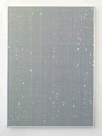 Gonzalo Reyes-Araos, 'Presence (#ACA8AB)', 2019