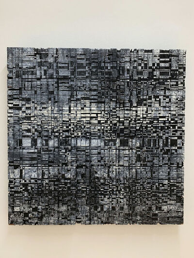Mathias Hornung, 'Digital Melt', 2019