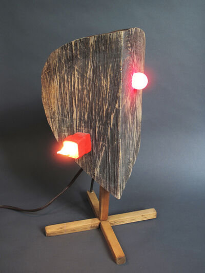 Colby Bird, 'House Lamp', 2016