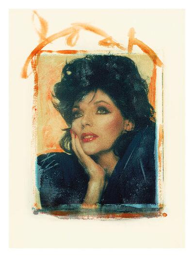 Gary Bernstein, 'Joan Collins', 1986